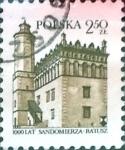 Sellos del Mundo : Europa : Polonia : Intercambio 0,20 usd 2,50 z. 1980