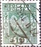 Sellos del Mundo : Europa : Polonia : Intercambio 0,20 usd 10 g. 1932