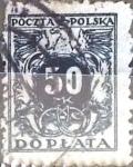 Sellos del Mundo : Europa : Polonia : 50 m. 1941