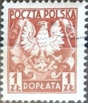 Stamps : Europe : Poland :  1 z. 1980