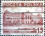 Sellos de Europa - Polonia -  Intercambio 0,20 usd 15 g. 1937