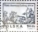 Sellos de Europa - Polonia -  Intercambio 0,20 usd 1,50 z. 1974