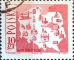 Sellos del Mundo : Europa : Polonia : Intercambio 0,20 usd 10 g. 1966