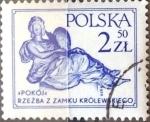 Stamps Poland -  Intercambio 0,20 usd 2,50 z. 1979
