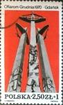 Sellos de Europa - Polonia -  Intercambio 0,30 usd 2,5 + 1 z. 1981