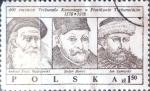 Stamps : Europe : Poland :  Intercambio 0,20 usd 1,50 z. 1979