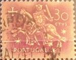 Sellos de Europa - Portugal -  Intercambio 0,20 usd 30 cent. 1953