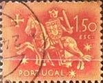 Sellos del Mundo : Europa : Portugal : Intercambio 0,20 usd 1,50 e. 1953