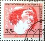 Stamps : Europe : Portugal :  Intercambio 0,20 usd 35 e. 1992