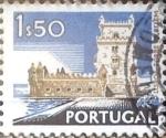 Sellos de Europa - Portugal -  Intercambio 0,20 usd 1,50 e. 1972