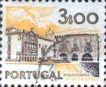 Stamps : Europe : Portugal :  Intercambio 0,20 usd 3 e. 1972