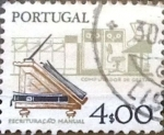 Stamps : Europe : Portugal :  Intercambio 0,20 usd 4 e. 1978