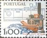Sellos del Mundo : Europa : Portugal : Intercambio 0,20 usd 1 e. 1978