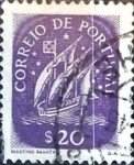Stamps : Europe : Portugal :  Intercambio 0,20 usd 20 cent. 1943