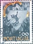 Stamps : Europe : Portugal :  Intercambio cxrf 0,20 usd 1 e. 1973