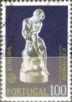 Stamps : Europe : Portugal :  Intercambio 0,20 usd 1 e. 1974
