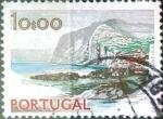 Sellos de Europa - Portugal -  Intercambio 0,20 usd 10 e. 1972