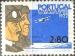 Sellos del Mundo : Europa : Portugal : Intercambio 0,60 usd 2,80 e. 1972
