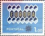 Sellos de Europa - Portugal -  Intercambio crxf2 0,20 usd 1 e. 1962