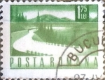 Stamps : Europe : Romania :  Intercambio 0,20 usd 1,75 l. 1971