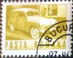 Stamps : Europe : Romania :  Intercambio 0,20 usd 2 l. 1971