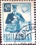 Sellos del Mundo : Europa : Rumania : Intercambio 0,20 usd 4,80 l. 1971