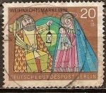 Sellos del Mundo : Europa : Alemania :  Navidad 1972.