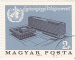 Stamps Hungary -  SEDE Y EMBLEMA