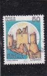Sellos de Europa - Italia -  ROCCA DI CALASCIO