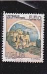 Stamps : Europe : Italy :  CASTELLO DI ROCCA SINIBALDA