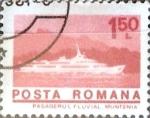 Sellos del Mundo : Europa : Rumania : Intercambio 0,20 usd 1,50 l.1974