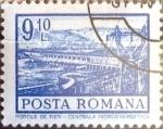 Sellos de Europa - Rumania -  Intercambio 0,20 usd 9,10 l. 1972