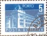 Sellos del Mundo : Europa : Rumania : Intercambio 0,10 usd 5 b. 1967
