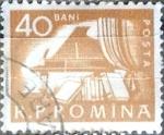 Sellos de Europa - Rumania -  Intercambio 0,20 usd 40 b. 1960
