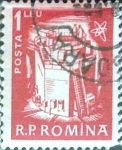 Stamps : Europe : Romania :  Intercambio 0,20 usd 1 L. 1960