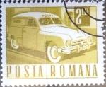 Sellos de Europa - Rumania -  Intercambio 0,20 usd 2 l. 1968