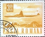 Stamps : Europe : Romania :  Intercambio 0,20 usd 3,20 l. 1968