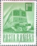 Sellos de Europa - Rumania -  Intercambio 0,20 usd 1 l. 1968