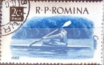 Stamps Romania -  Intercambio nfxb 0,20 usd 20 b. 1962
