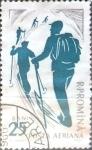 Sellos de Europa - Rumania -  Intercambio nfxb 0,20 usd 25 b. 1961