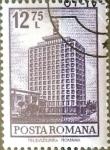 Sellos del Mundo : Europa : Rumania : Intercambio 0,20 usd 12,75 l. 1972