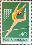 Sellos de Europa - Rumania -  Intercambio 0,20 usd 40 b. 1977