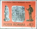 Stamps of the world : Romania :  Intercambio 0,20 usd 40 b. 1976