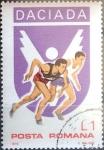 Sellos de Europa - Rumania -  Intercambio 0,20 usd 1 l. 1978