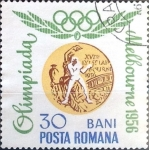 Stamps : Europe : Romania :  Intercambio pxg 0,20 usd 30 b. 1964