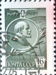 Stamps : Europe : Russia :  Intercambio agm2 0,20 usd 16 k. 1976