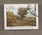 Stamps Cuba -  Obras  Arte Museo Nacional