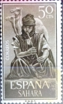 Stamps : Europe : Spain :  Intercambio 0,20 usd 50 cent. 1964