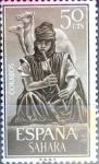 Sellos del Mundo : Europa : España : Intercambio 0,20 usd 50 cent. 1964