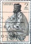 Stamps Spain -  Intercambio jxi 0,20 usd 2 p. 1976